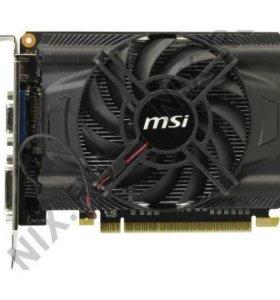 Видеокарта msi nvidia gefors gtx 650 2gb.