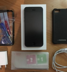 Iphone 5s 16gb + допы