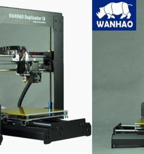 Продам не дорого 3d принтер новый
