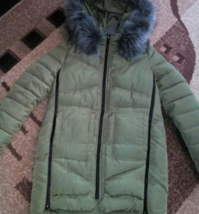 Куртка. Зима. Новая