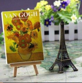 Открытки с картинами Ван Гога