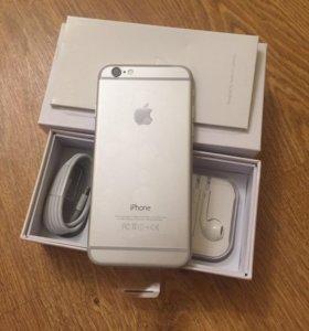 IPhone 6 16/64 gb новые, оригинал