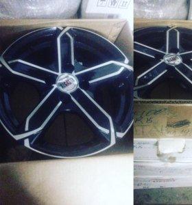 Новые 15 диски 4х98
