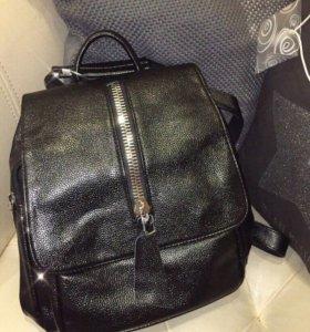 Рюкзак-сумка новый