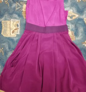 Платье YNG. Обмен