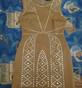 Бандажное платье. Обмен