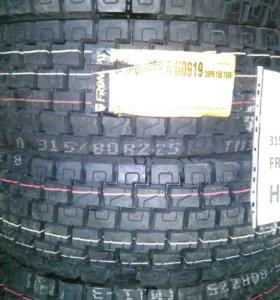 Грузовые шины Фронвей 315/80 R22.5 ведущие