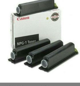 Тонер картридж canon NP 1215