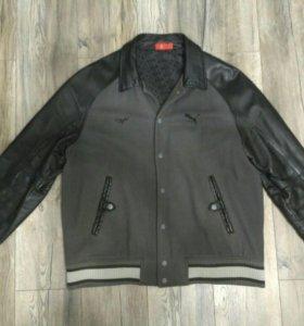 Бомбер куртка ветровка PUMA CLYDE