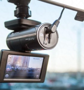 Видеорегистратор ParkCity DVR HD 530 + пульт ду