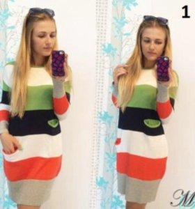 Платье либо как тунику можно