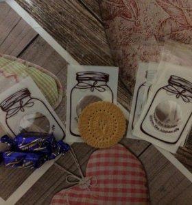 Пакетики для конфет/печенья