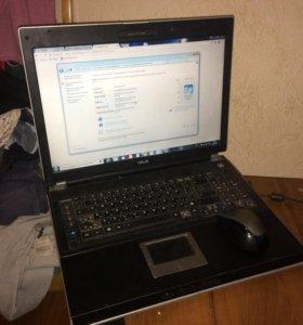 Ноутбук Asus a7u