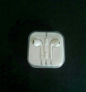 Наушники для Iphone, earpods