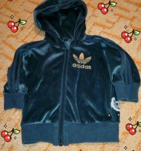 Фирменная олимпийка Adidas