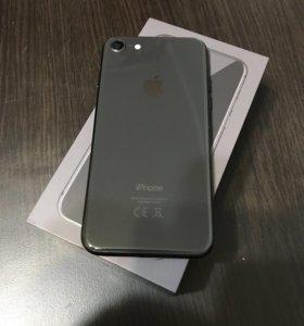 iPhone 8 Ростест новый