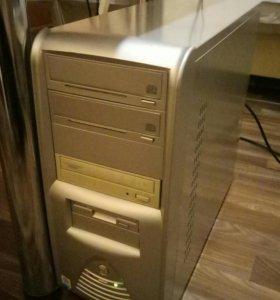 Компьютер 2 ядра 2 гига системный блок в наличии