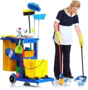 Уборка дома и квартиры.