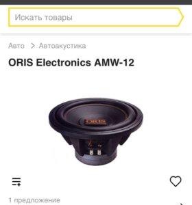 Блин oris electronic amw12