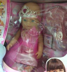 Кукла аналог Baby born