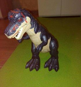 Игрушка динозавр Рекс , интерактивная