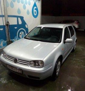 Volkswagen Golf 1.4МТ, 1998, хетчбэк