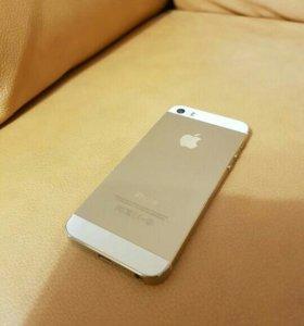 ОБМЕН iPhone 5s 16GB LTE Gold
