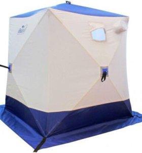 Палатка зимняя куб Следопыт 1,5х1,5х1,7