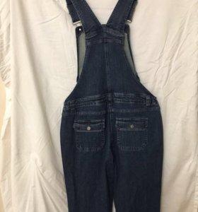 Комбинезон и джинсы для беременных