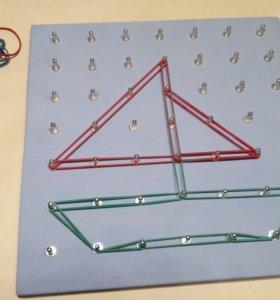 Геоборд (математический планшет)