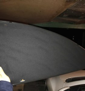 Шторки Trokot на Mazda 6 GH
