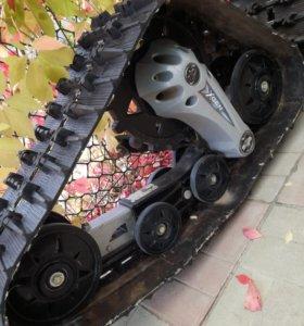 Гусеницы на квадроцикл