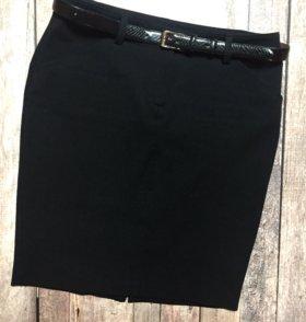 Классическая юбка р-р 40