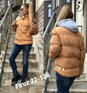 Новая куртка р-р 50-52