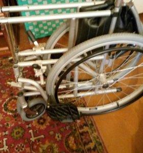 Кресло инвалидное с био туалетом