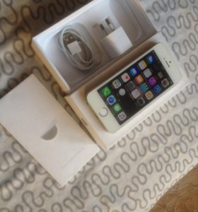 iPhone 5s с отпечатком