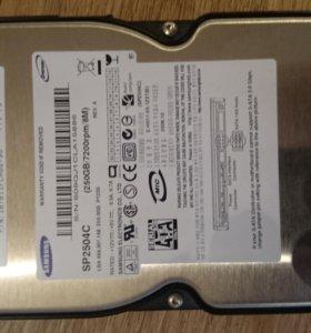 HDD 250 gb