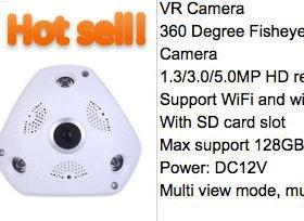 360 градусов IP Camera панорамная Оптом !