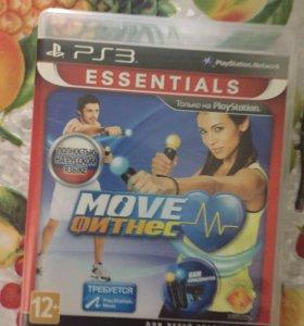 Move Фитнес на PlayStation 3