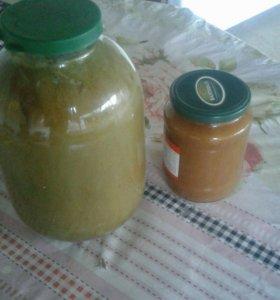Мёд Алтайский лечебный
