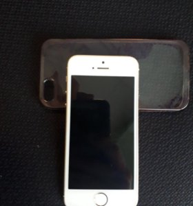 IPhone 5s gold (16gb)