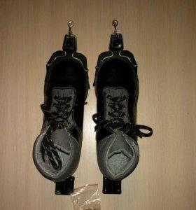 Лыжные Ботинки и крепления