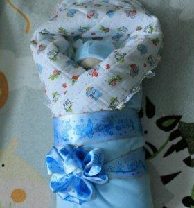 Одеяло - конверт.