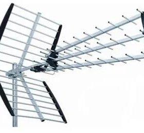 Установка тв антенны 29 цифровых каналов