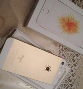 iPhone 5se, 16g. новый