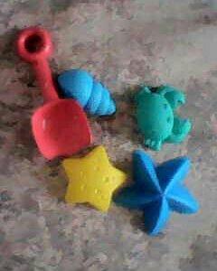 Формочки для песка