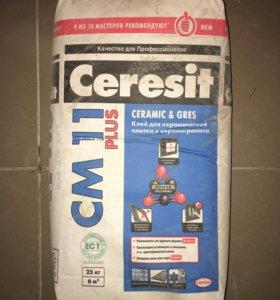 Клей плиточный Ceresit CM11 Plus 25 кг