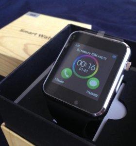 Умные смарт часы Smart Watch W08