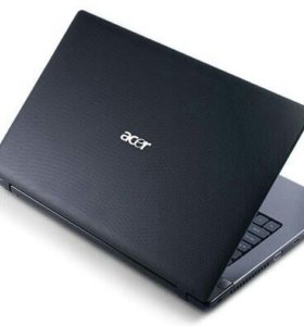 Продам ноутбук АСЕР7750