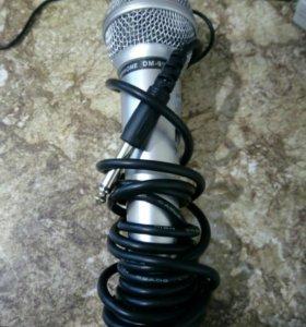 Микрофон для караоке BBK